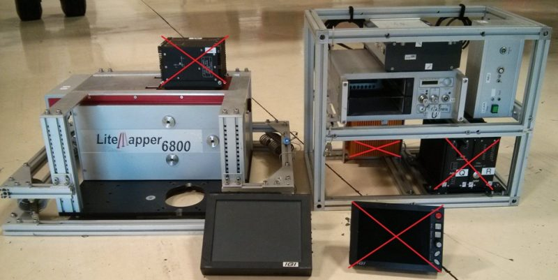 LiteMapper 6800-400kHz ref.1056.
