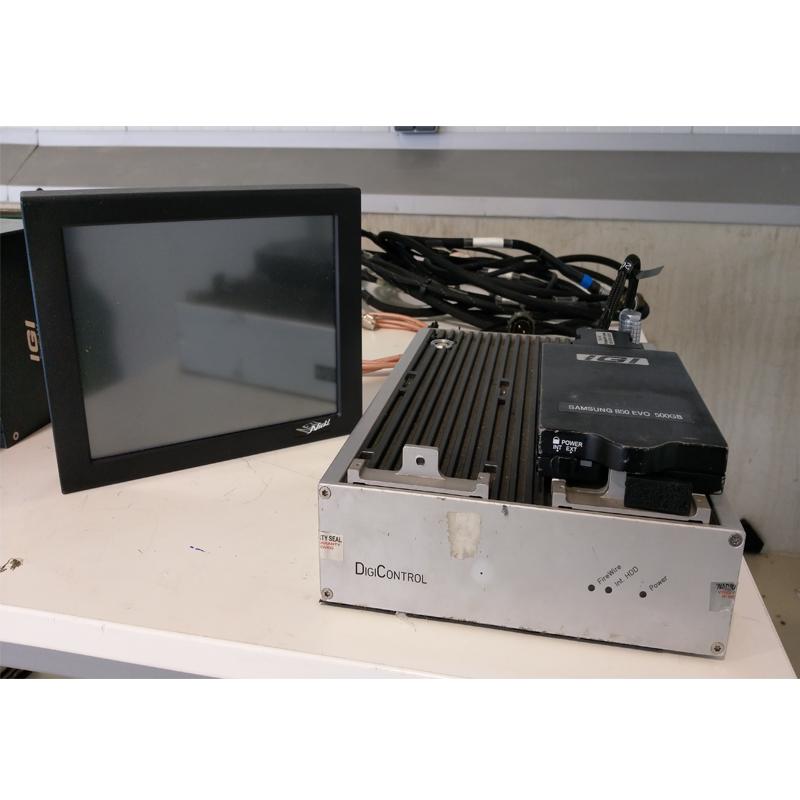 DigiControl CU and Screen (1)