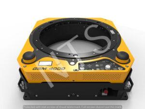 SOMAG GSM 4000 Gyro Stabilized Camera Mount